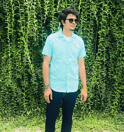 Printed-Short-Sleeved-Shirt