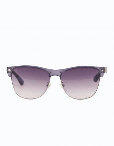 Rimless Wayfarer Sunglasses