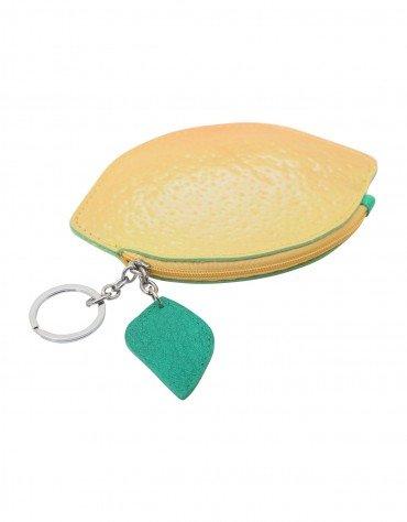 Lemon Coin Pouch