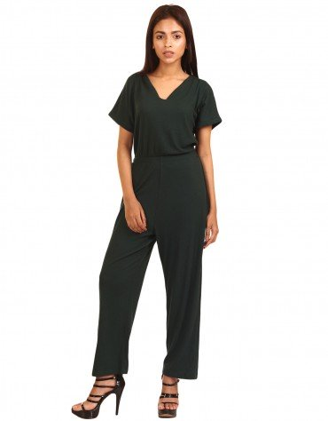 Back Bow-Tie Jumpsuit